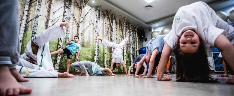 Capoeira kids 4,5 – 13 lat