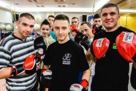 Zapraszamy na treningi bokserskie