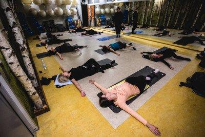 Trening funkcjonalny dla kręgosłupa