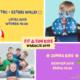 FIT & FUN KIDS – WAKACYJNA OFERTA ZAJĘĆ DLA DZIECI 7-13 L.