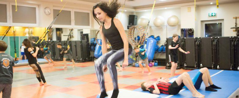 Gimnastyka i akrobatyka 6-8 l.