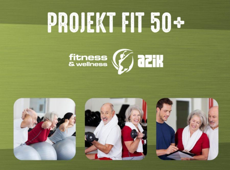 PROJEKT FIT 50+
