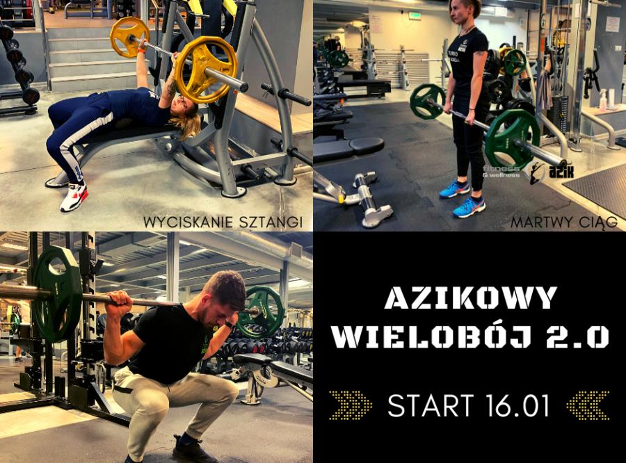 AZIKOWY WIELOBÓJ 2.0!