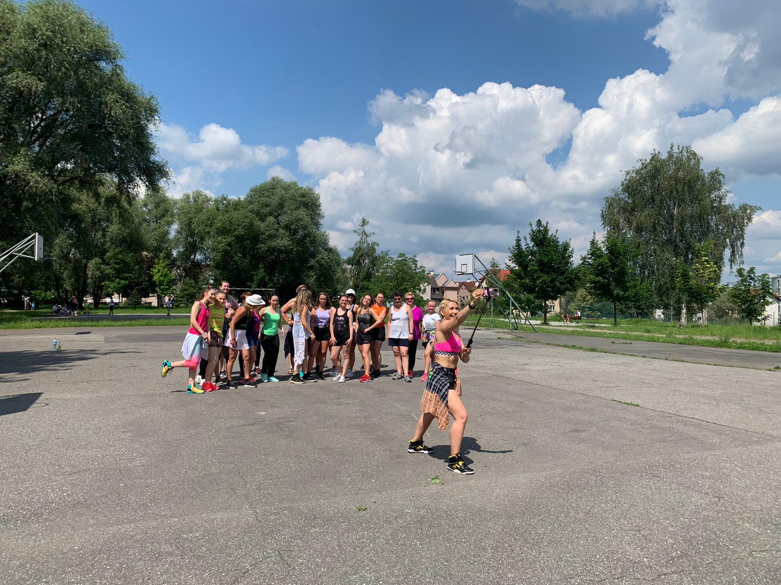 Maraton Zumba w plenerze - SUMMER PARTY 2.0 - 4.07.2020